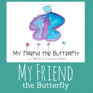 My Friend the Butterfly (2)